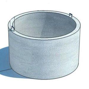 Кольца бетонные КС