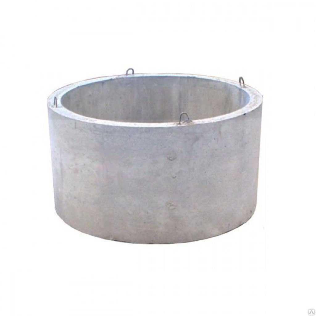 Колодезные кольца с замком