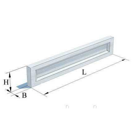 Балки стропильные с параллельными поясами (БСП)