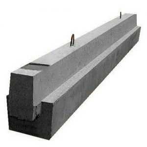 Ригели РДП для опирания многопустотных плит.