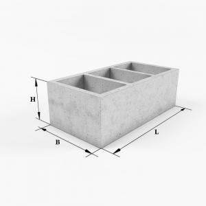 Пустотные фундаментные блоки ФБП