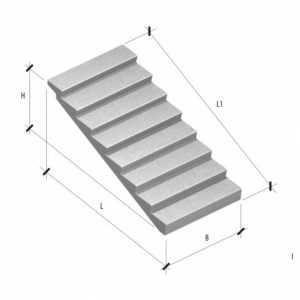 Плоские для маршей типа ЛМ (1ЛП)
