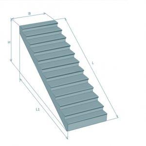 Ребристые с фризовыми ступенями (ЛМФ)