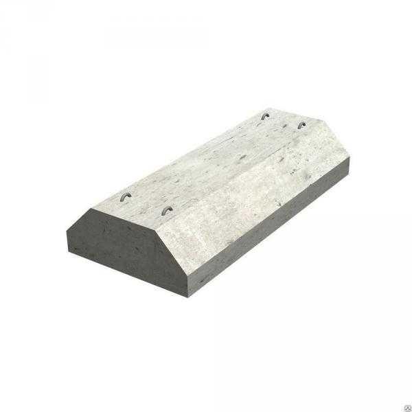 Плиты фундамента (под звенья цилиндрические)