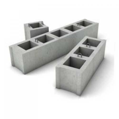 Унифицированные фундаментные блоки УДБ