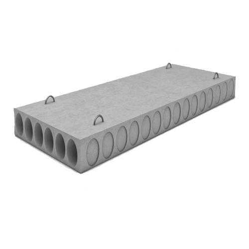 Плита перекрытия облегченная ПНО 16-12-8 АтV