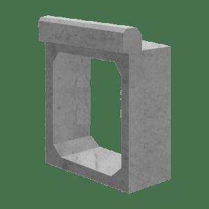 Портальные стенки серия 3.501.1-177